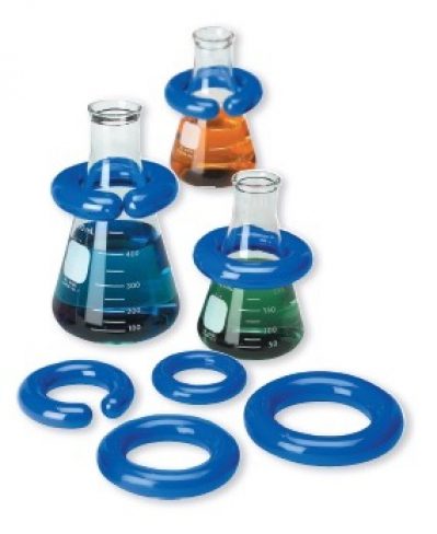 Clearly Safe®  Vinyl-Coated Lead Rings