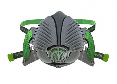 Stealth F01.1001 Half Face Respirator include 2pcs of HEPAC P3(R) filters  (10 sets/ctn)