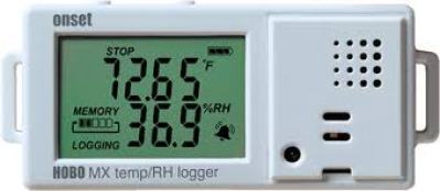 HOBO Bluetooth Low Energy Temperature / Relative Humidity Data Logger