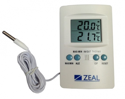 Digital Thermometer Min/Max
