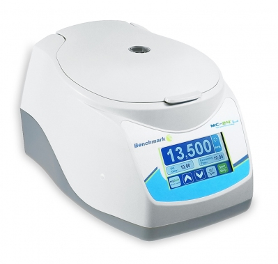 MC-24™ High Speed Microcentrifuge with COMBI-Rotor and snap on rotor cover, 230v