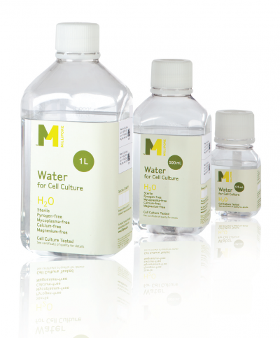 Water for Cell Culture, 6 x 125mL