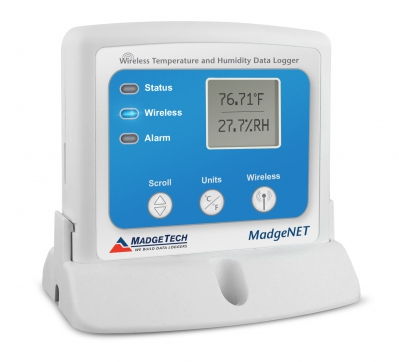 RFRHTEMP2000A Wireless  Temperature and Humidity Data Logger