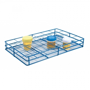 HS Wire 58mm Container Rack 6x4 format