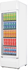 Imported 1-Glass Door Display Chiller Refrigerator