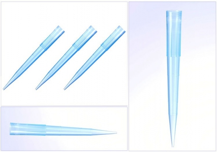 1000uL Universal Pipette Tips, Blue, Bulk