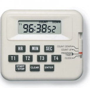 Lab Alert® Pocket Timer/Stopwatch