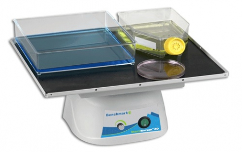 "[Benchmark Scientific] BenchRocker™ 2D Rocker, variable speed, 14""x12"" platform with flat mat"