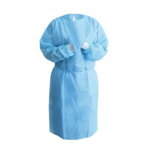 Isolation Gown With Cuff 40g