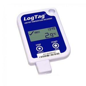 LogTag USB PDF Temperature Recorder (-25 to +60°C) with Built in Sensor and LCD Display