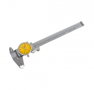 ASIMETO Dial Calipers with Aluminium Dial Housing