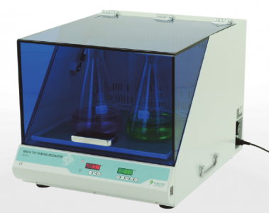 Large Benchtop Shaking Incubator (30 to 300 rpm)
