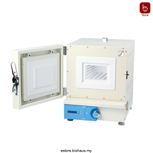 1,000℃ Programmable Digital Muffles Furnace 4.5 Litres, FX-05
