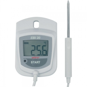Standard Temperature Data Logger with External Probe
