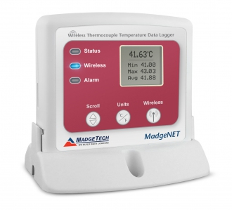 RFTCTEMP2000A Wireless Thermocouple Temperature Data Logger