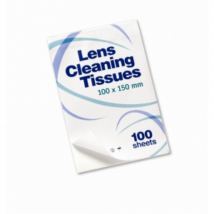 HS Lens Tissue , 20 books of 100 Sheets 100x150mm