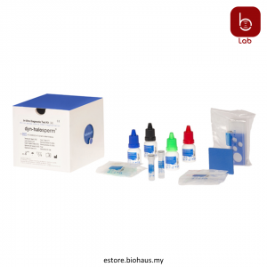 [Halotech] Dyn Halosperm DNA Fragmentation Kit for Human 5 analysis, (To Measure Sperm DNA Fragmentation Over Time)