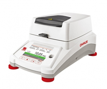 MB Series Moisture Analyzer 120g Capacity, 0.001g Readability, 90mm Pan Size