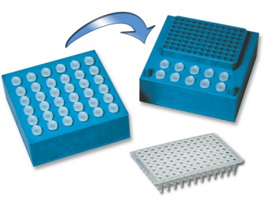 [Benchmark Scientific] CoolCube™ Microtube and PCR Plate Cooler