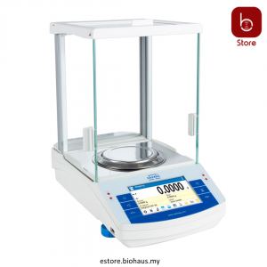 AS 220.X2 Analytical Balance, 220g x 0.1mg