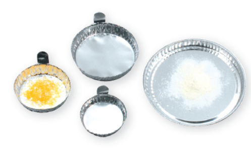 Gravity™  Aluminum weighing dishes