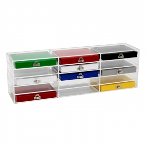 HS Storage Rack for 50-Place and 100-Place Slide Boxes