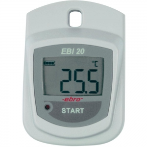 Standard Temperature Data Logger with Internal Temperature Sensor