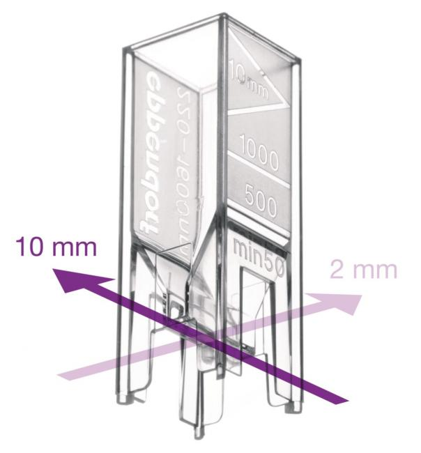 Disposable Cuvette