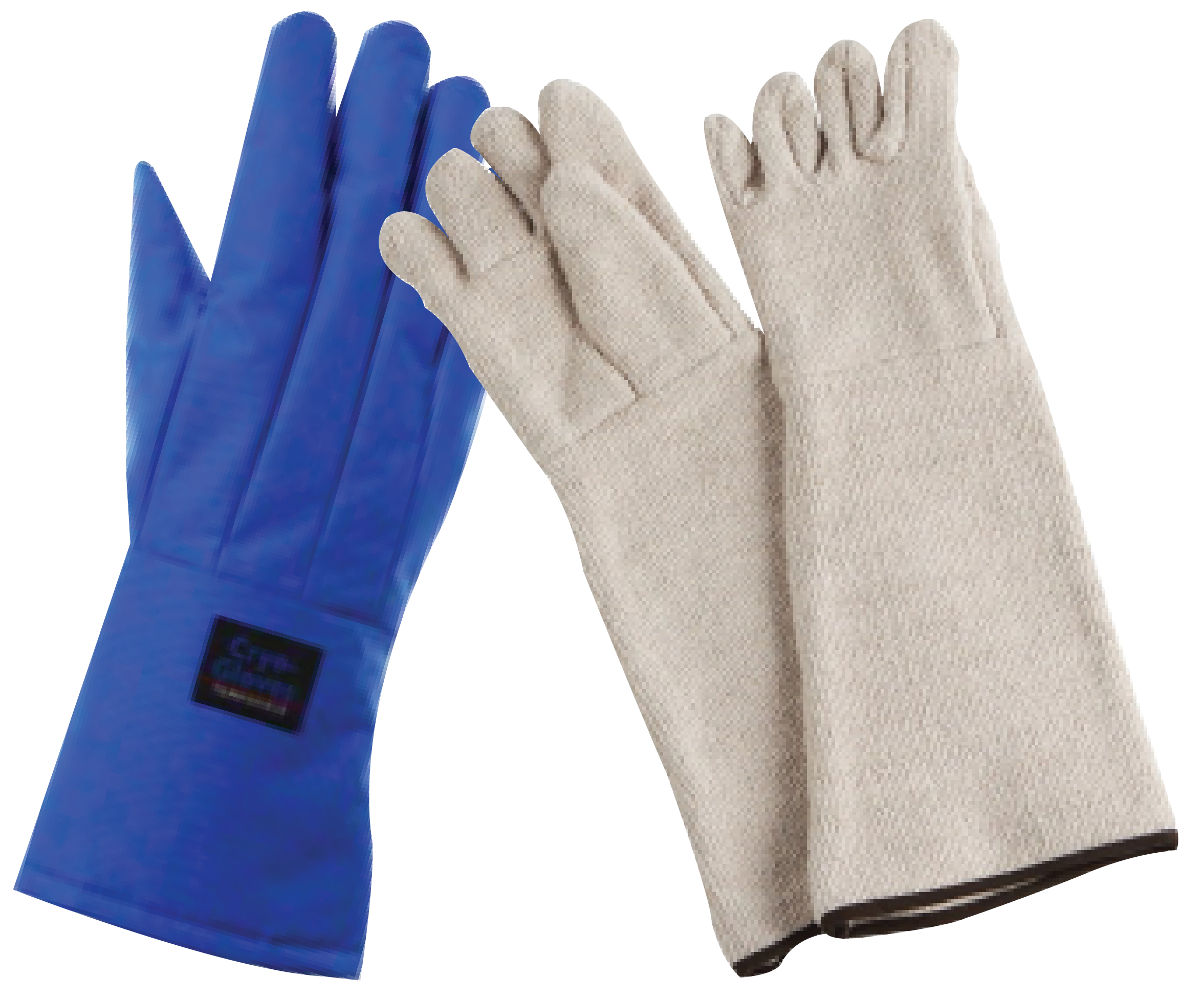 Chemical & Temperature Resistant Gloves