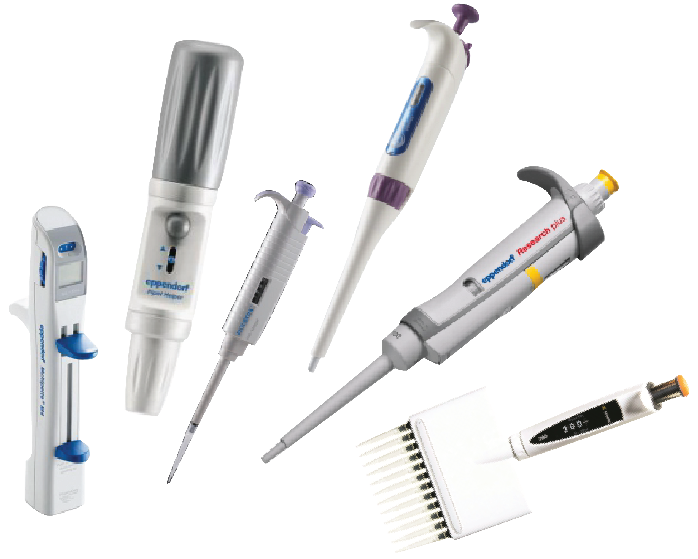 Mechanical Pipettes